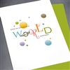 "Birthday "" The World ""  BD246 Greeting Card"