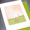 "Birthday  "" Little Deer ""  BD285 Greeting Card"