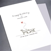 "Birthday  "" Found You ""  BD310 Greeting Card"
