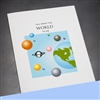 "Father Day  "" World To Me ""  FD15 Greeting Card"