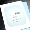 "Father Day  "" Pick-Up Truck ""  FD41 Greeting Card"
