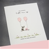 "Friendship "" Lift Me Up ""  FR110 Greeting Card"