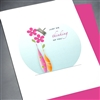 "Thinking Of You "" Just Me ""  FR40 Greeting Card"