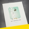 "Friendship "" Friend Like No Other ""  FR89 Greeting Card"