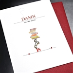 "Graduation  "" Damn You're Good ""  GD17 Greeting Card"