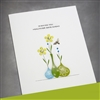 "Get Well  "" Healthier Days Ahead ""  GW33 Greeting Card"