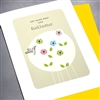 "Get Well  "" Rest & Feel Better ""  GW50 Greeting Card"