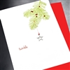"Holiday "" Twinkle ""  HD35 Greeting Card"