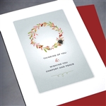 "Sympathy  "" Comfort & Peace ""  SY35 Greeting Card"