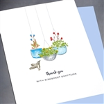 "Thank You  "" Gratitude ""  TY93 Greeting Card"