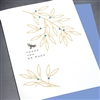 "Thank You  "" So Much ""  TY133 Greeting Card"