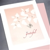 "Thank You  "" Butterfly ""  TY21 Greeting Card"
