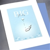 "Thank You "" Whale ""  TY58 Greeting Card"
