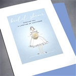 "Wedding / Bridal Shower  "" Bouquet ""  WD08 Greeting Card"