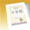 "Wedding  "" Two Towels ""  WD18 Greeting Card"