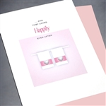 "Wedding Equality  ""Two Towels / Female""  WD19B Greeting Card"