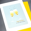 "Wedding  "" Perfect ""  WD49 Greeting Card"