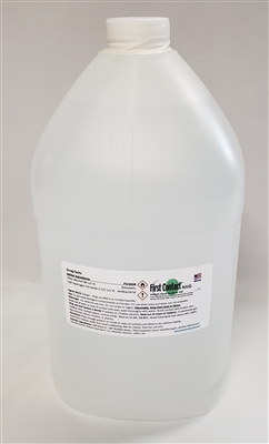 Gel:  One Gallon WHO Sanitizer Refill