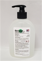 Gel:  Case of 16 - 16oz WHO Sanitizer Bottles