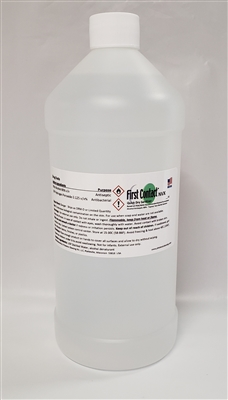 Spray - NVX Formula:  32oz Sanitizer Spray Refill-FLAT RATE SHIPPING
