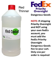RTFCF - Red First Contact Thinner 500 ml