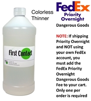 TFCL - Colorless First Contact Thinner 1000 ml