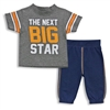 Big Star Baby Boy Tee and Pant Set