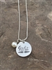 "The Carrie Necklace ""God's Got This"""