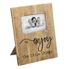 Enjoy the Little Things Wooden Picture Frame