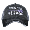 Follow Your Arrow Trucker's Cap