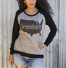 Freedom Across America Tee by Original Cowgirl Clothing Co.