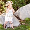 Gypsy Soul Fringe Toddler Dress