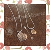Mother / Daughter I'll Love You Forever Matching Necklace Set ~