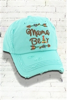 Mama Bear TeePee & Arrows Hat