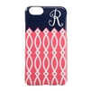 "Occasionally Made 2.5"" x 5"" Monogram Letter R IPhone 6 / 6S Cell Phone Case ~"