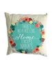 """No Place Like Home Except Nana's"" Throw Pillow ~"