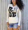 """RIDE"" Hoodie by Original Cowgirl Clothing Co."