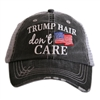 Trump Hair Don't Care Trucker Hat