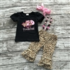 Wild About PreSchool 4 Piece Outfit