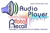 Total Recall VR Audio Player