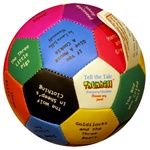 Tell the Tale Thumball Interactive Ball