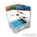 FitDeck Balance Dome Exercise Cards