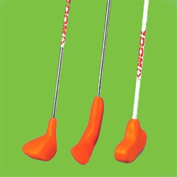 SuperSafe Junior Swing Golf Club Set