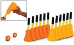 SuperSafe Mini BroomBall Set (12)