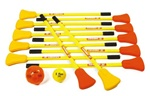 SuperSafe BroomBall Set (12)