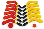 SuperSafe Mini Hockey Set (12)