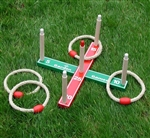 Garden Quoits Game - Ring Toss