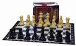 "Big 8"" Chess Set"