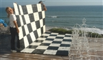 Giant Chess Roll a Board Chessboard