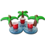 Floating Palm Drink Holder